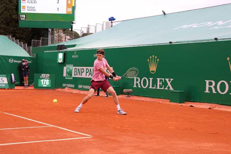 ATP - Monte-Carlo - La finale, dimanche, ce sera Rublev - Tsitsipas !