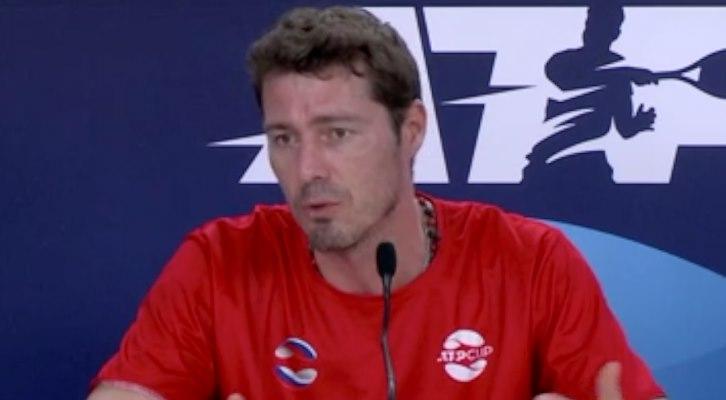 ATP - Safin : 'Avec Medvedev, on a eu des discussions tendues... '