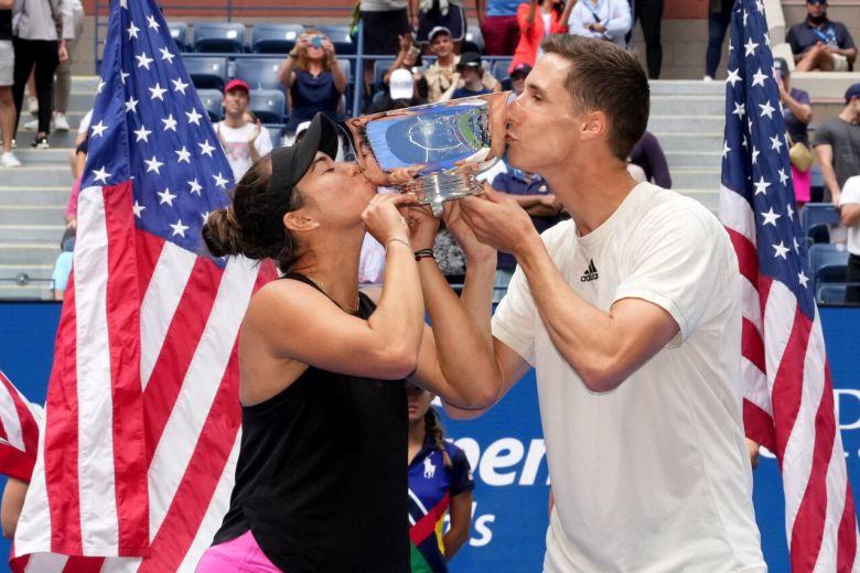 US Open (D) - Après le double Hommes, Joe Salisbury a gagné le mixte