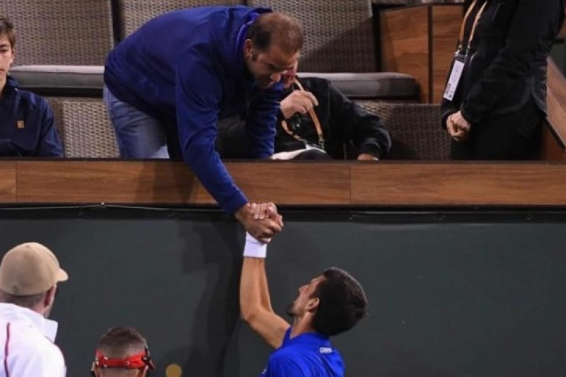 ATP - Vienne - Novak Djokovic va égaler le record de Pete Sampras