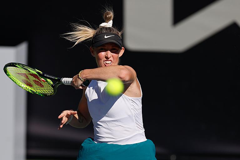 WTA - Adélaïde - La tempête Storm Sanders s'abat sur Adélaïde !