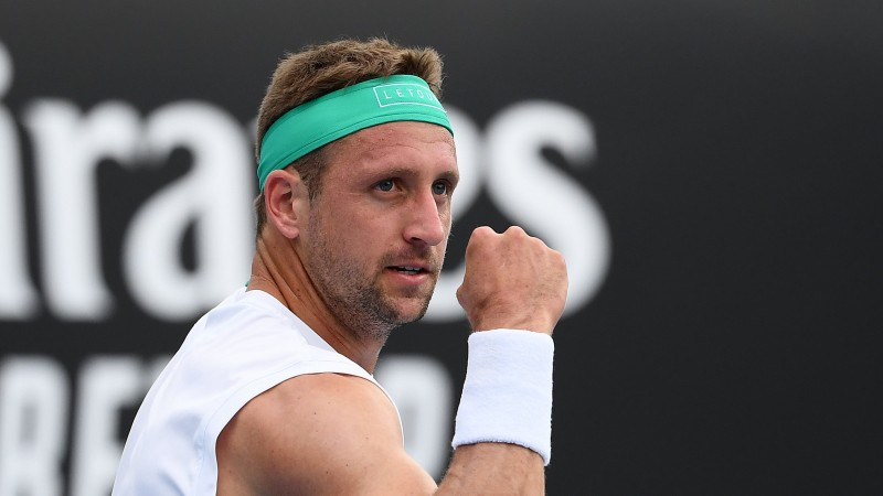Open d'Australie - Tennys Sandgren retrouvera Fabio Fognini en 8es