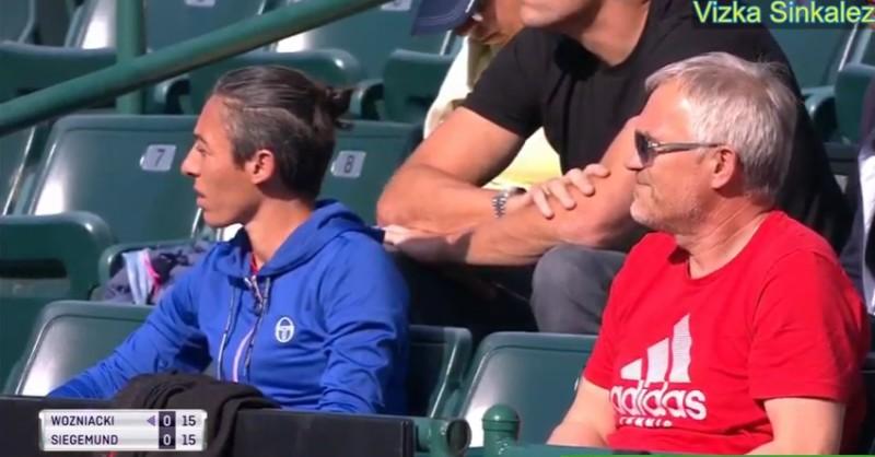 WTA - Charleston - Schiavone à l'essai avec Caro Wozniacki ?