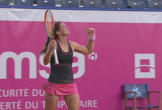 WTA - Gstaad - Schnyder : 'J'ai pris beaucoup de plaisir'