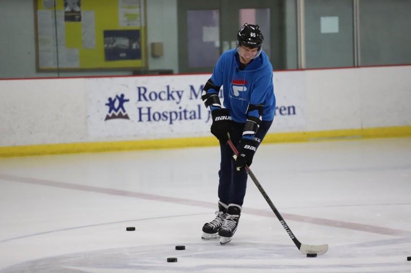 Insolite - Quand Andreas Seppi testait ses capacités au hockey