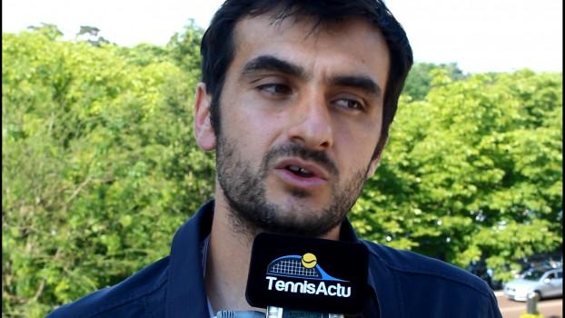 ATP - Florent Serra range ses raquettes à l'âge de 34 ans