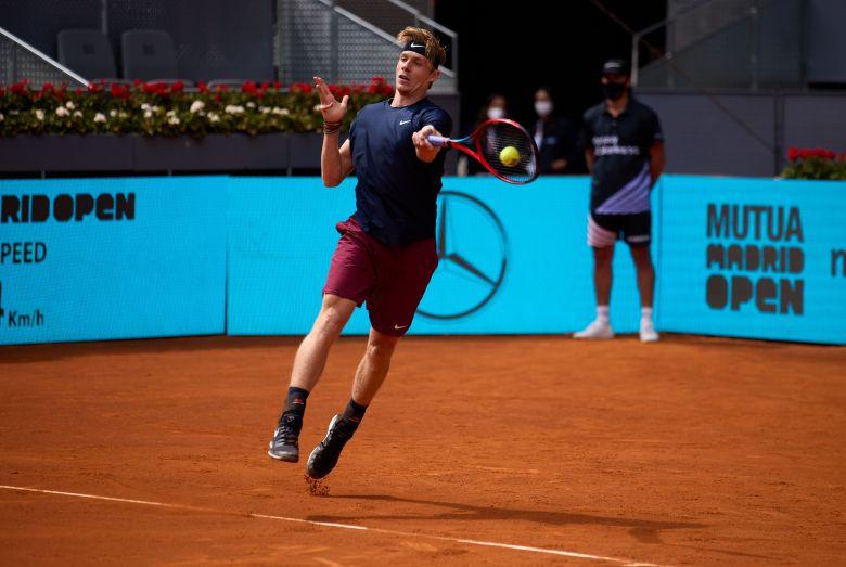ATP - Madrid - Shapovalov se reprend bien, De Minaur à suivre
