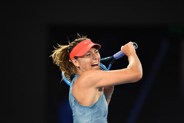 WTA - Maria Sharapova se lance à son tour dans le coaching en ligne