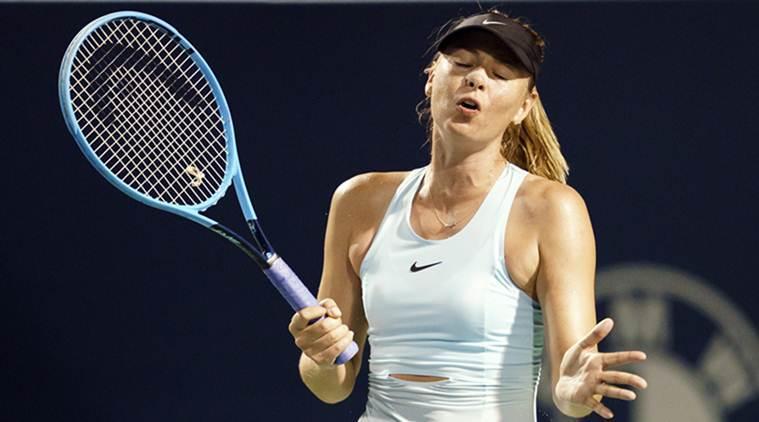 WTA - Toronto - Une défaite mais du positif pour Sharapova
