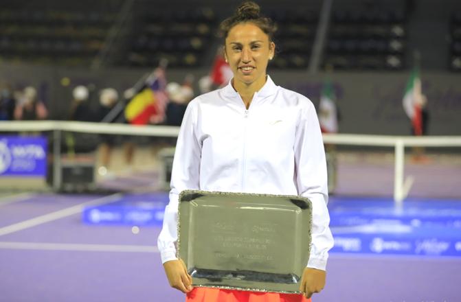 WTA - Madrid - Sorribes se fait inviter grâce à un bon début de saison
