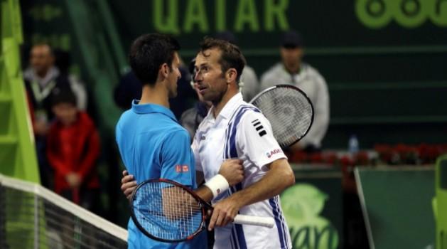 ATP - Djokovic entraîné par Agassi et Radek Stepanek en 2018