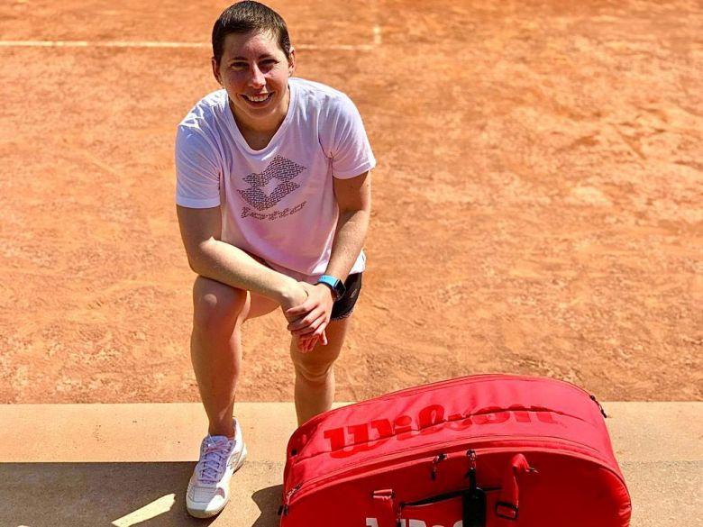 WTA - Suarez Navarro : 'J'ai l'illusion de revenir à la compétition'