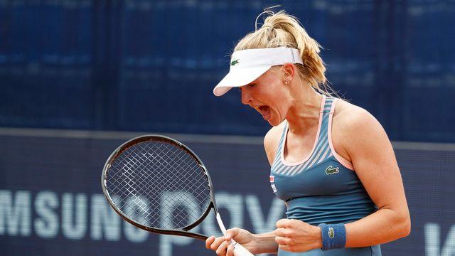 WTA - Jil Teichmann : 'Cette année l'US Open n'est qu'un business'