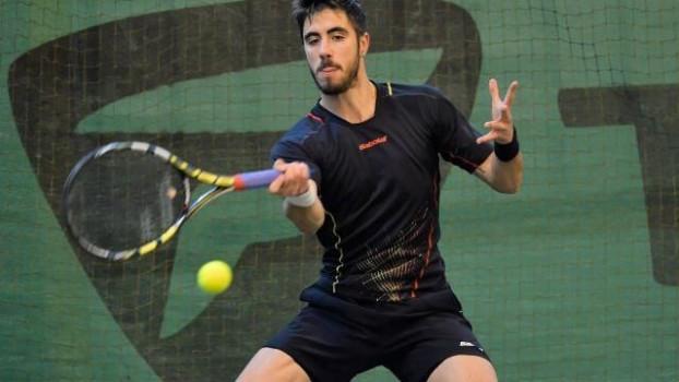 ATP - Maxime Teixeira s'éloigne du circuit ATP en 2017