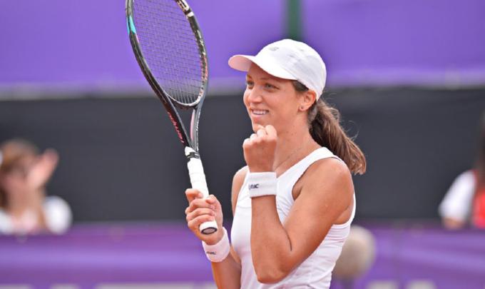 WTA - Karlsuhe - La renaissance pour Patricia Maria Tig