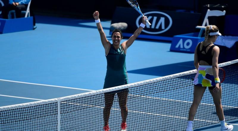 Open d'Australie (Q) - À 26 ans, Martina Trevisan vit enfin son rêve !