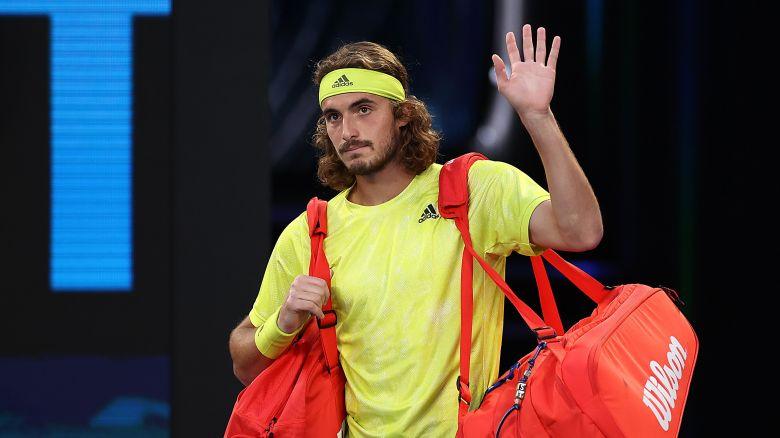 Open d'Australie - Tsitsipas écrase Simon, Nadal, Medvedev, P2H, récap