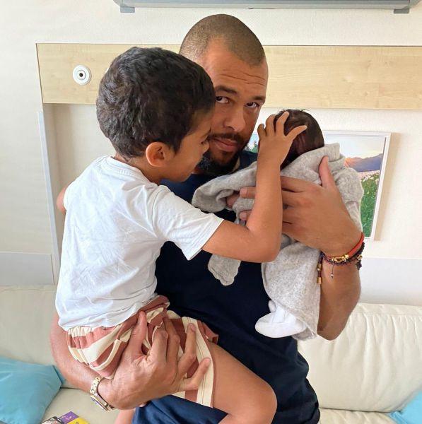 Carnet Rose - Jo-Wilfried Tsonga est devenu papa une deuxième fois