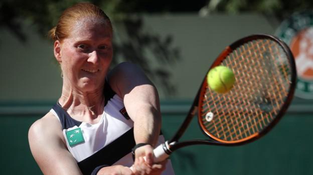 WTA - Alison Van Uytvanck : 'Shuai me traquait jour et nuit'