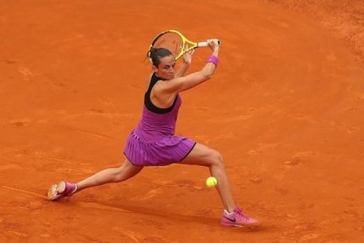 WTA- Rome - Le dernier match de Roberta Vinci en vidéo