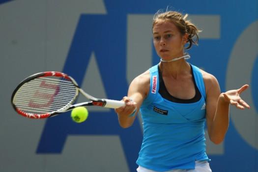 Contrexéville (ITF) - Le titre pour Stefanie Voegele !
