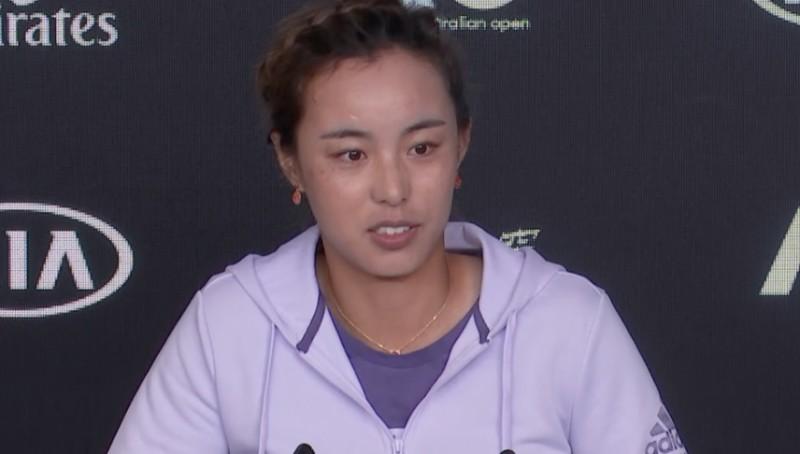 Open d'Australie - Qiang Wang : 'J'ai toujours cru que j'y arriverai'