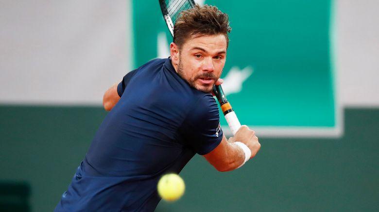 ATP - Saint-Petersbourg - Stan Wawrinka s'est fait peur face à Evans