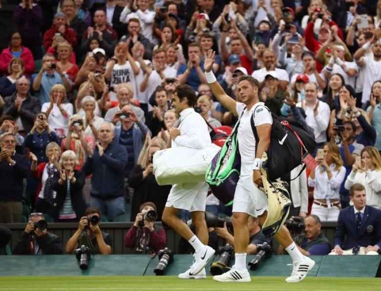 ATP - Héros de <b>Wimbledon</b> en 2016, Marcus Willis, prend sa retraite