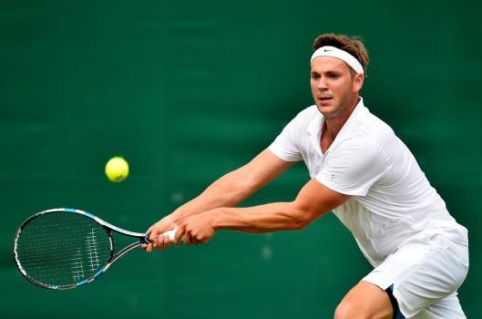 Wimbledon  - Willis, le héros de Capdenac contre Federer
