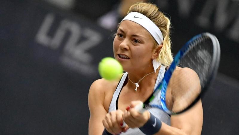 Biarritz (ITF) - Partaud éliminée, Witthoeft tient son rang