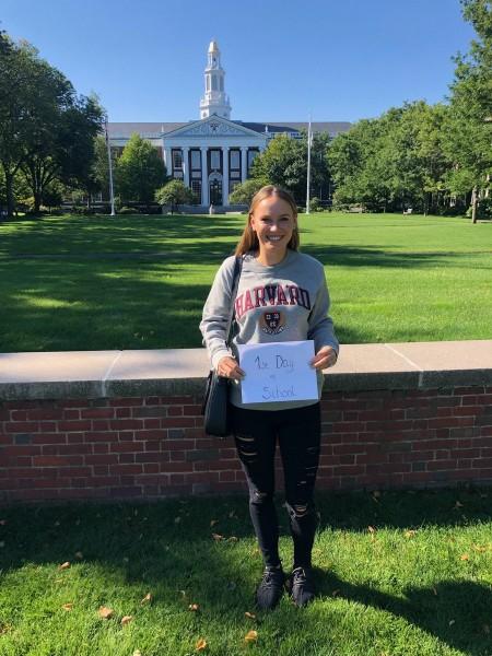 Divers - Caroline Wozniacki a fait sa rentrée à Harvard !