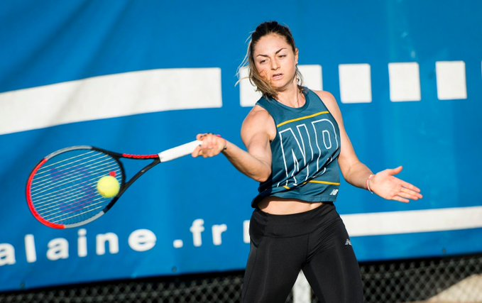 WTA - Lyon (Q) - Perf de Yerolymos, Jacquemot a lutté pendant 3h12