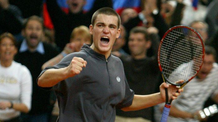 Coupe Davis  - Rétro 2002 : Youzhny a fait pleurer la France