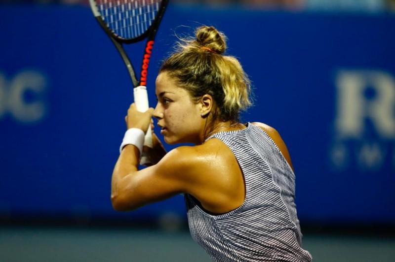 WTA - Acapulco - Le Mexique sous le charme de Renata Zarazua