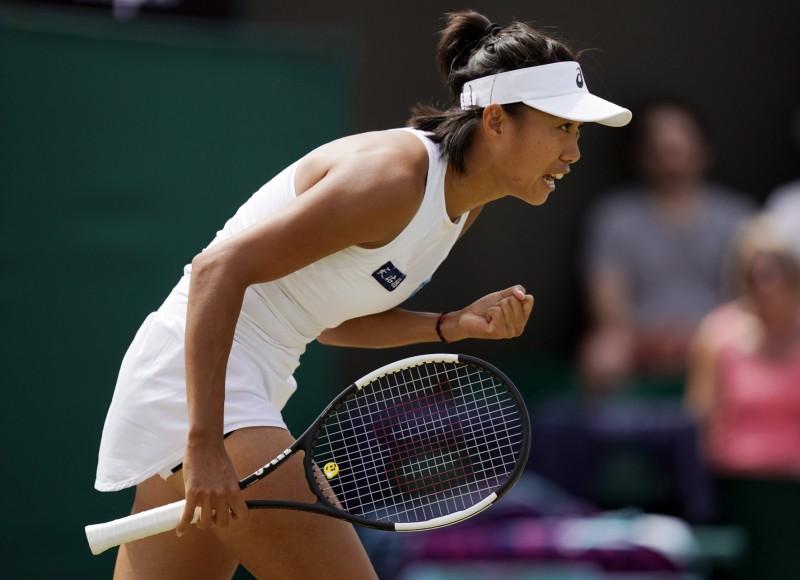 WTA - Nanchang - Zhang et Peng faciles, Yafan Wang éliminée