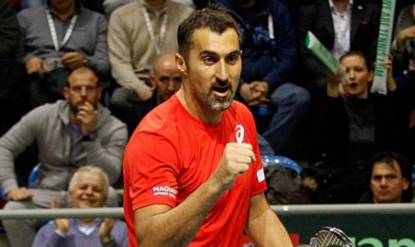 Coupe Davis - Nenad Zimonjic nommé capitaine de la Serbie