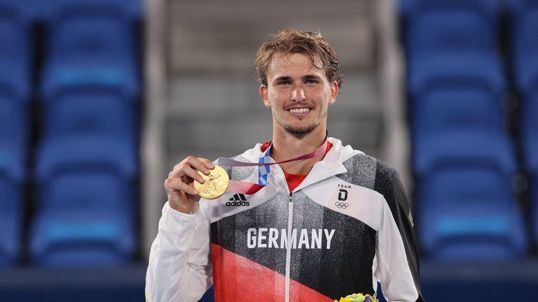 JO - Tokyo - Zverev en or, Khachanov en argent et Carreno en bronze