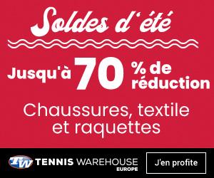 Soldes Vos soldes Tennis Warehouse Europe on vous dit